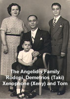 [Demetrios, Rodopi, Xeny and Tom]