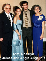 [Tom Angelidis Family]