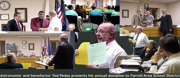 [Ted Pedas - FASD Board of Directors]