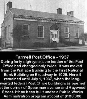 [Farrell Post Office]