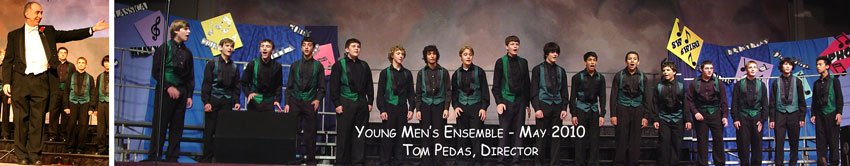[Celebration Singers Men's Ensemble]