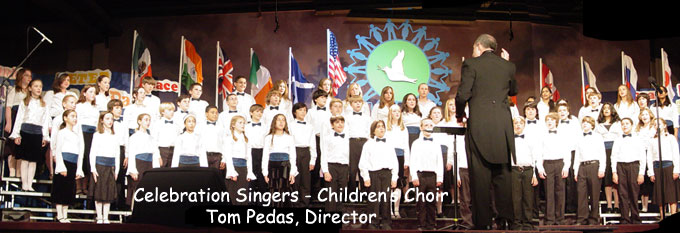 [Children's Choir]